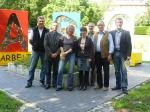 Zu Besuch bei der Diakonischen Stiftung