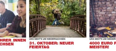 Bühne Niedersachsen